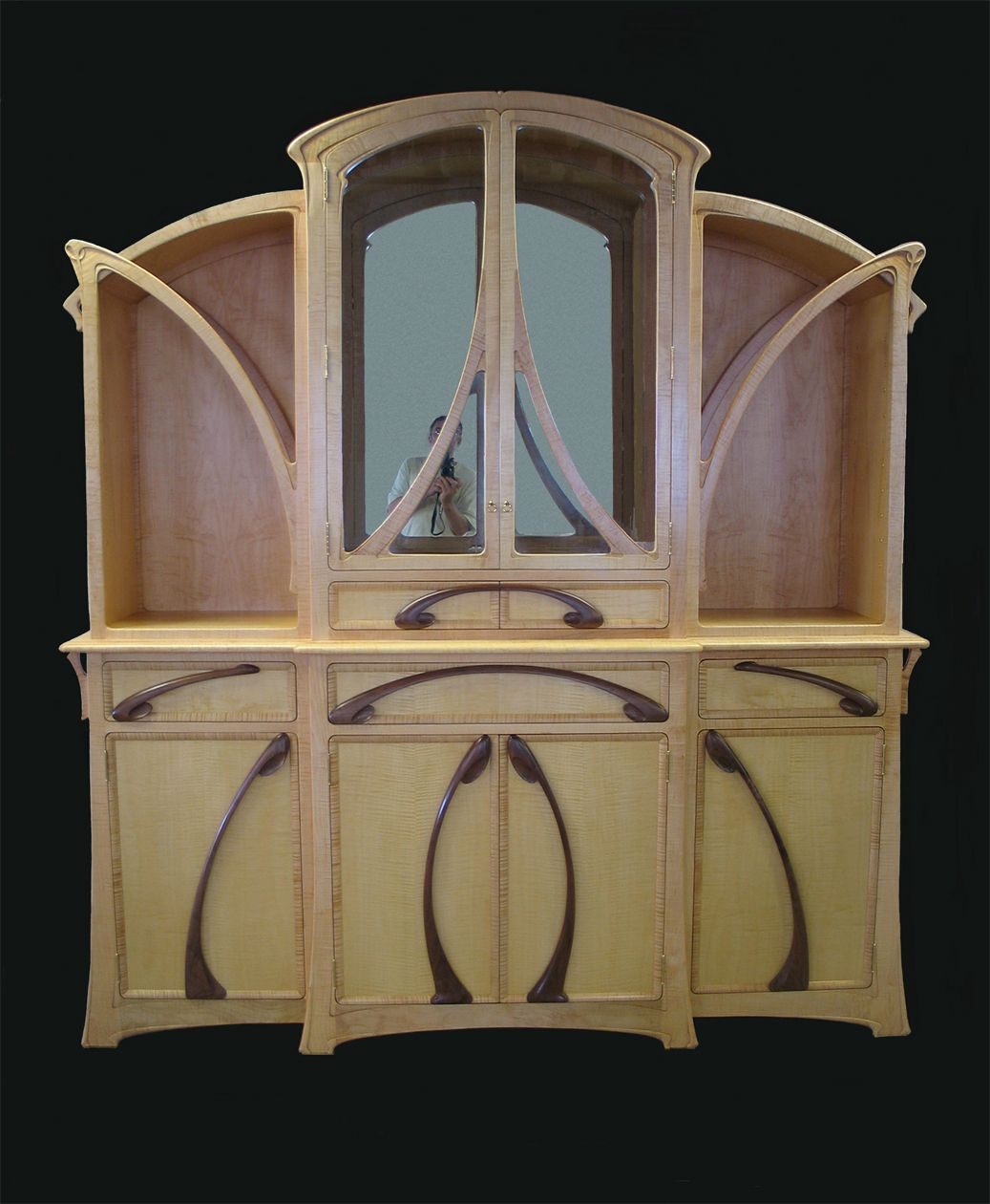 Art Nouveau Furniture William Doub For Dining Table Ideas