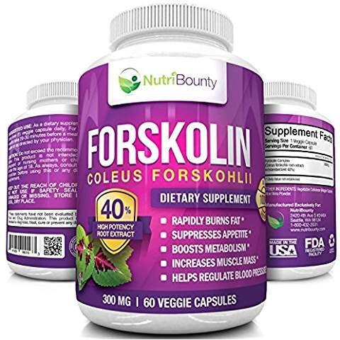Amazon Com Forskolin Vitamins Dietary Supplements Health