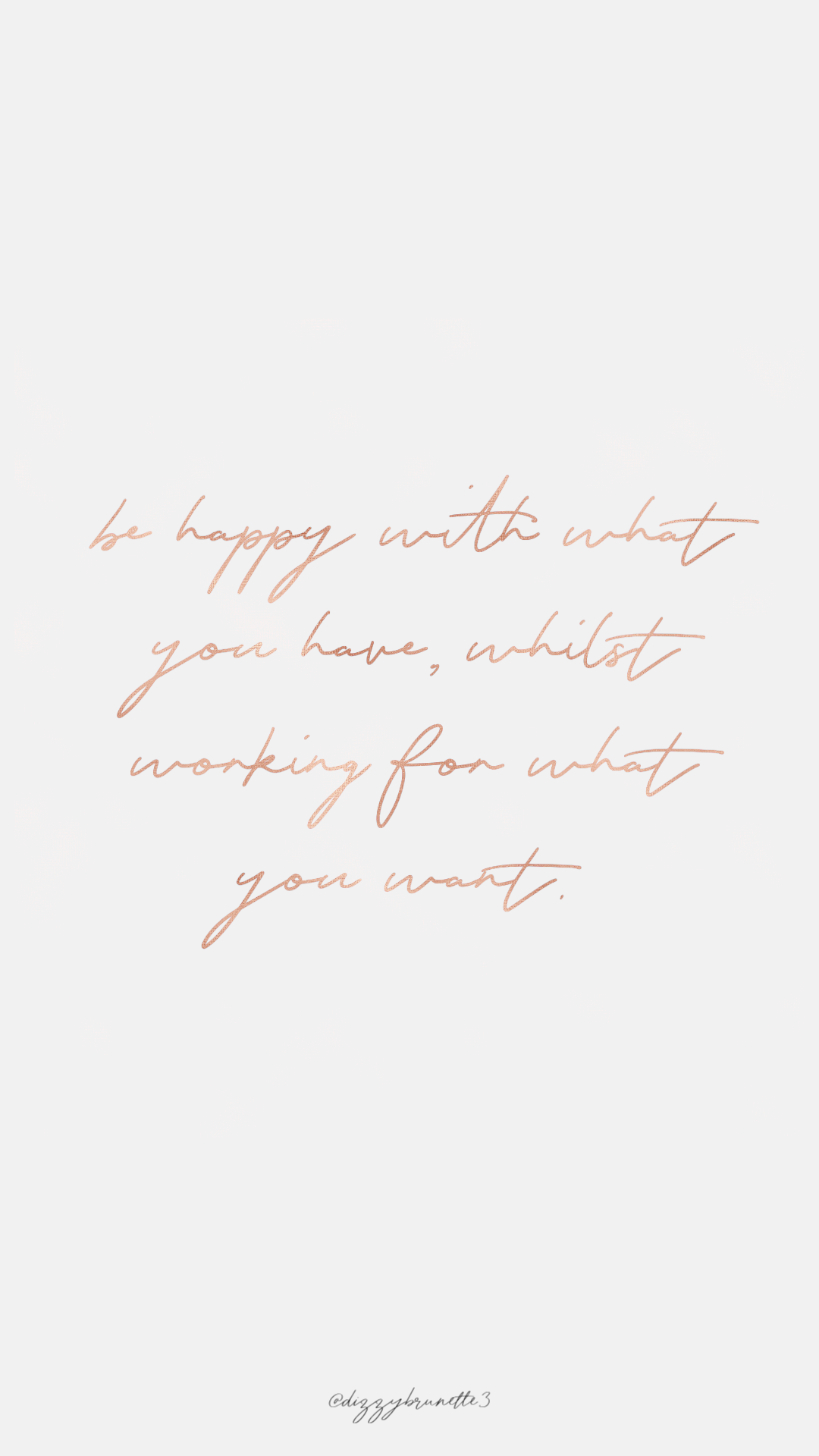 This is such an important motivational quote! Showing gratitude for what you have while goal setting is the key. Perfect quote for anyone with mental illness or anxiety, appreciate and accept where you are in life while focusing on the future.