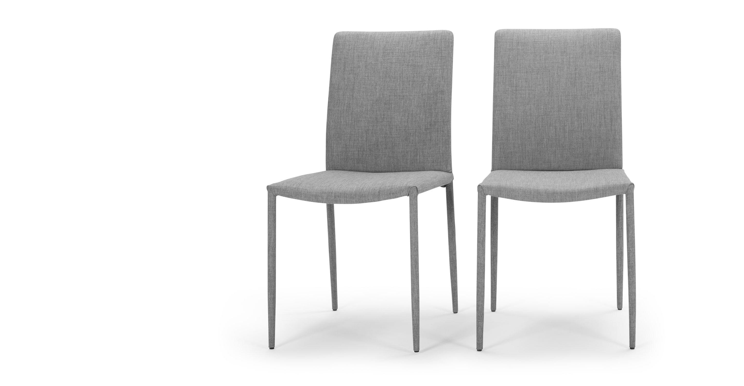 Made Esszimmerstuhl Grau Esszimmerstuhle Stuhle Und Speisezimmer
