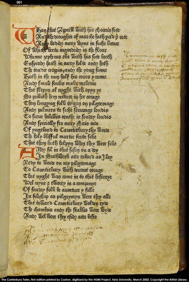 An Analysis of a Passage in John Miltons