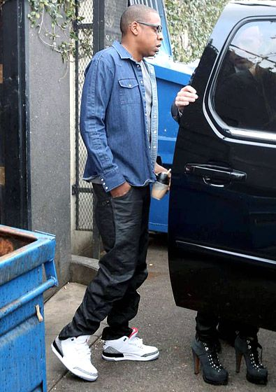 4379c7ed598399 Jay-Z in G-Star s New Riley 3D Loose Tapered Jeans