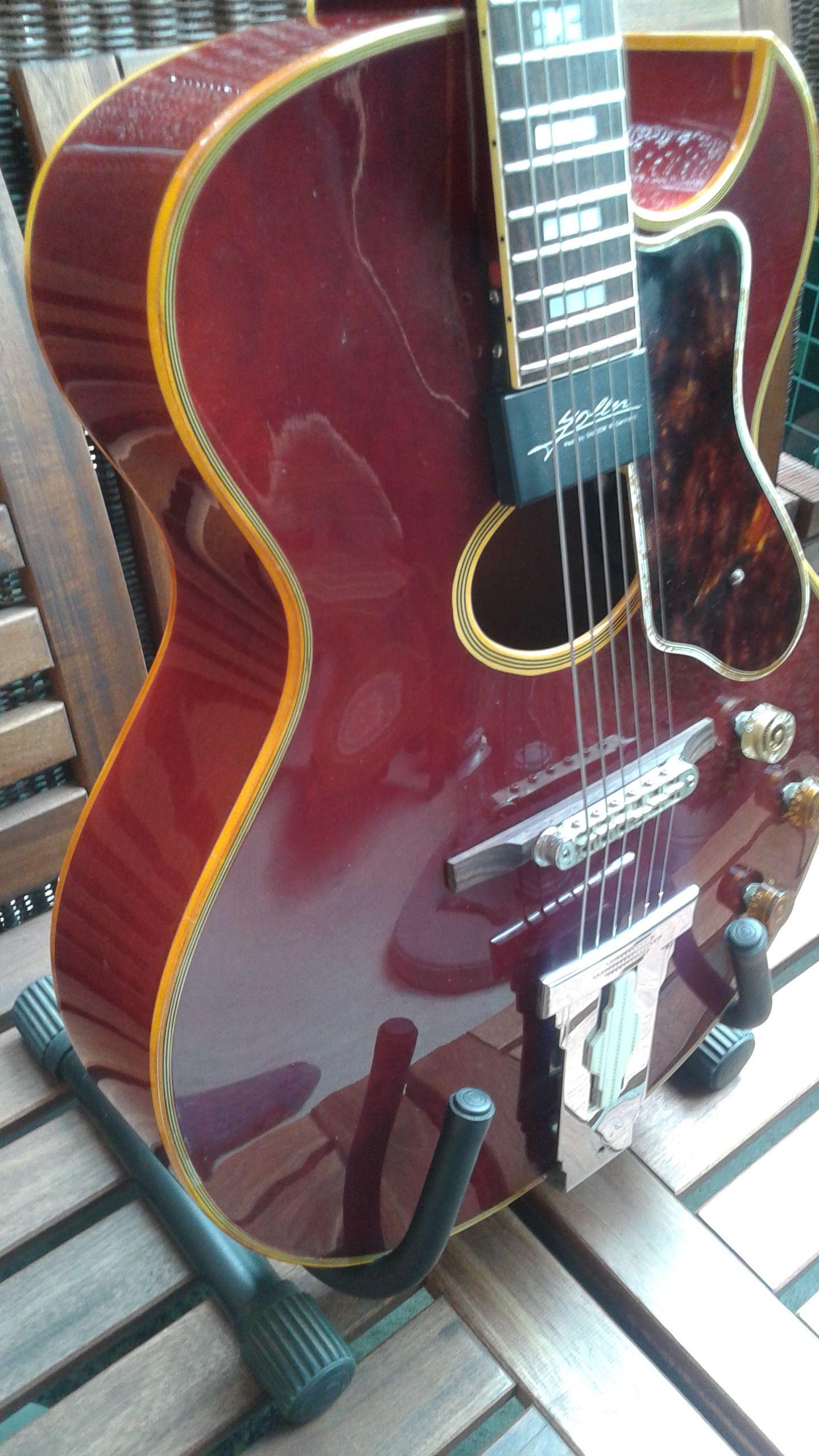 Goya Aria Howard Roberts Guitar Guitar Vintage Guitars Vintage Guitars For Sale