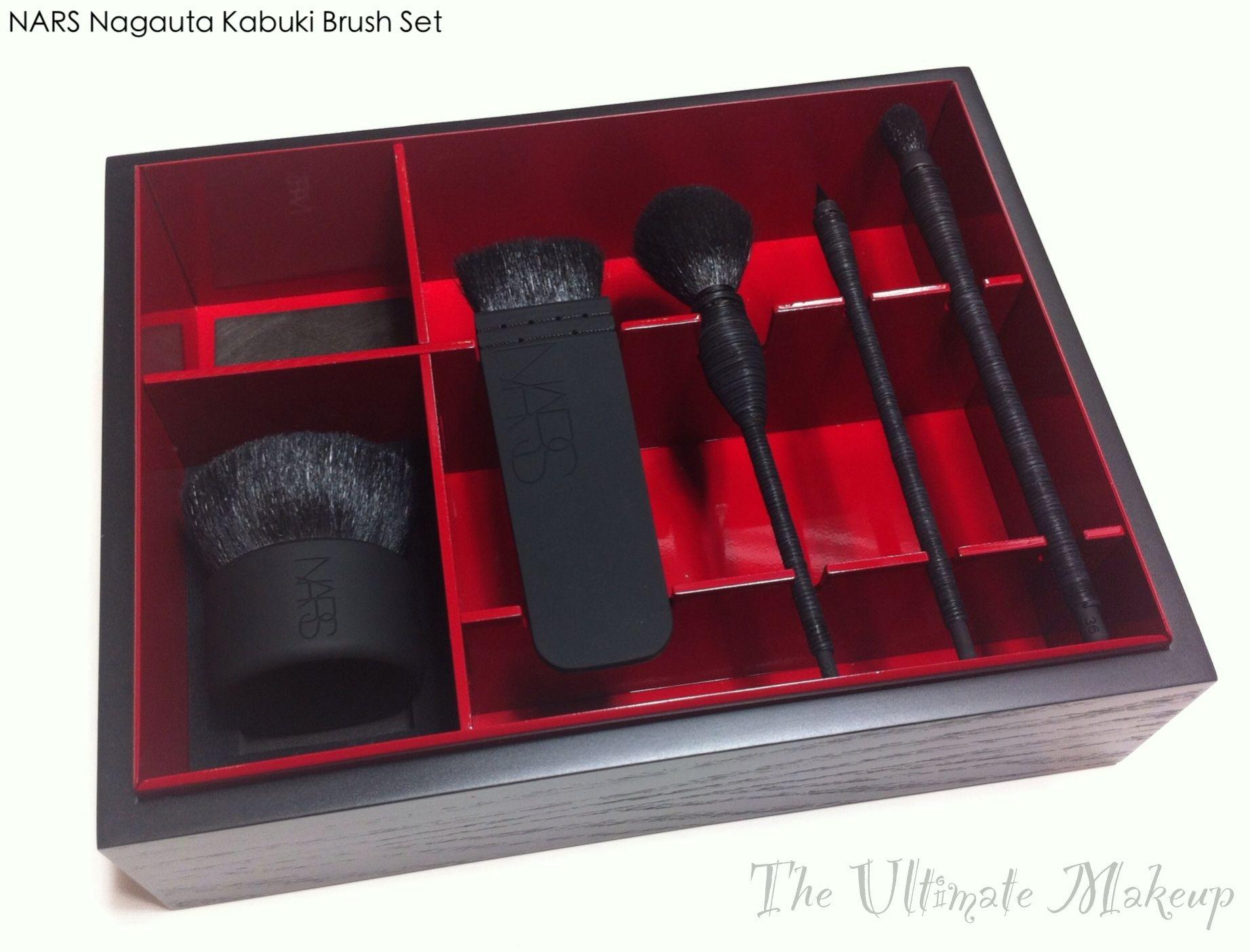 Nars Nagauta Kabuki Brush Set Makeup, Makeup junkie