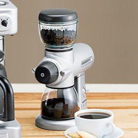 Kitchenaid Burr Grinder Review Coffee Grinders Best Coffee Grinder Coffee Coffee Machine