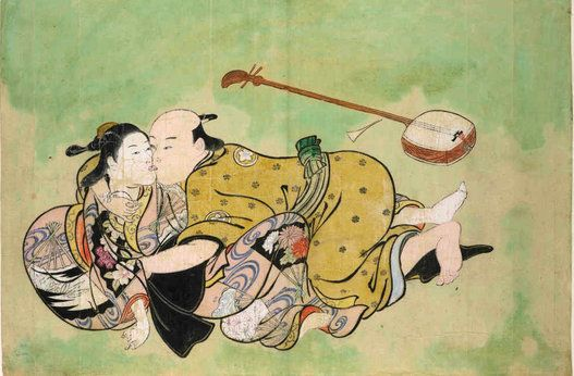 Here's How Japan Marketed Its Sprawling Red-Light District Hundreds Of Years Ago