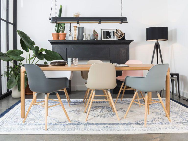 Simple Clean Dining Room Design Decor Ideas