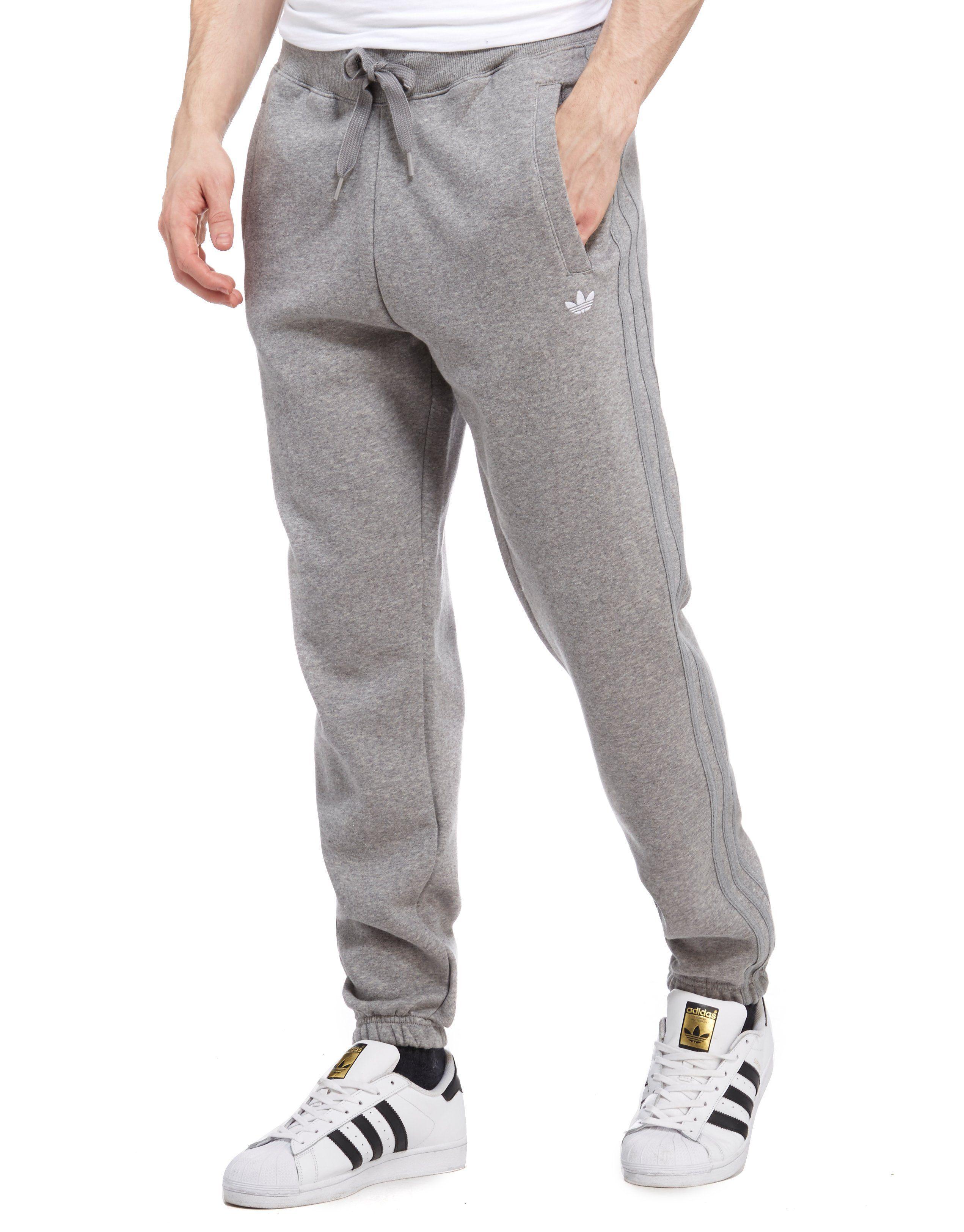 adidas Originals Pantalon de survêtement Trefoil Fleece