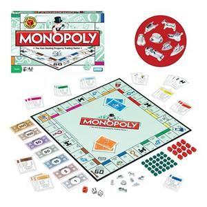 Monopoly Uno De Los Mejores Juegos De Mesa Juegos De Mesa