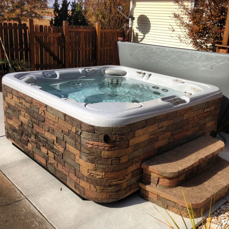 10+ Hot tub surround kits ideas