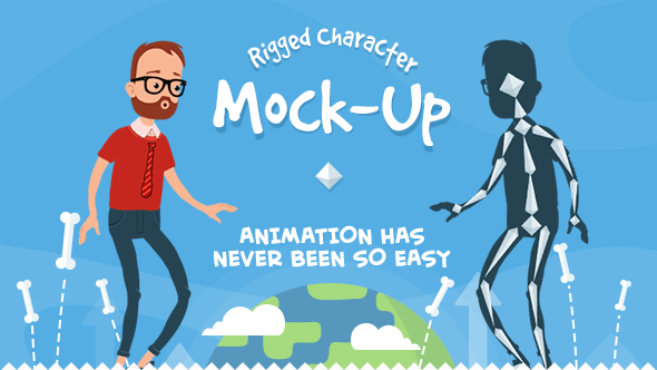 You Searched For Character Free After Effects Template Videohive Projec After Effects Character Animation Animated Characters Adobe After Effects Tutorials
