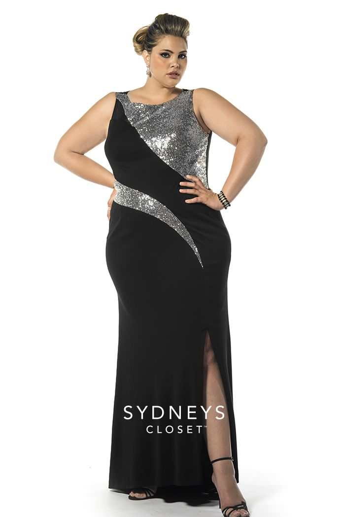 1000  images about Plus Size Evening Gowns on Pinterest - Shops ...