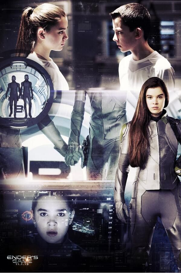 Petra Arkanian Ender S Game Ender S Game Movie Movies Quotes Scene