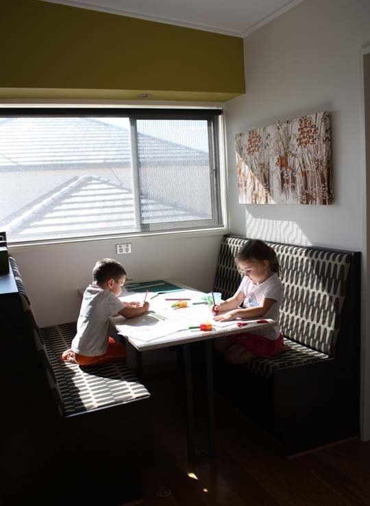 kitchen booths black cabinet the family booth pinterest