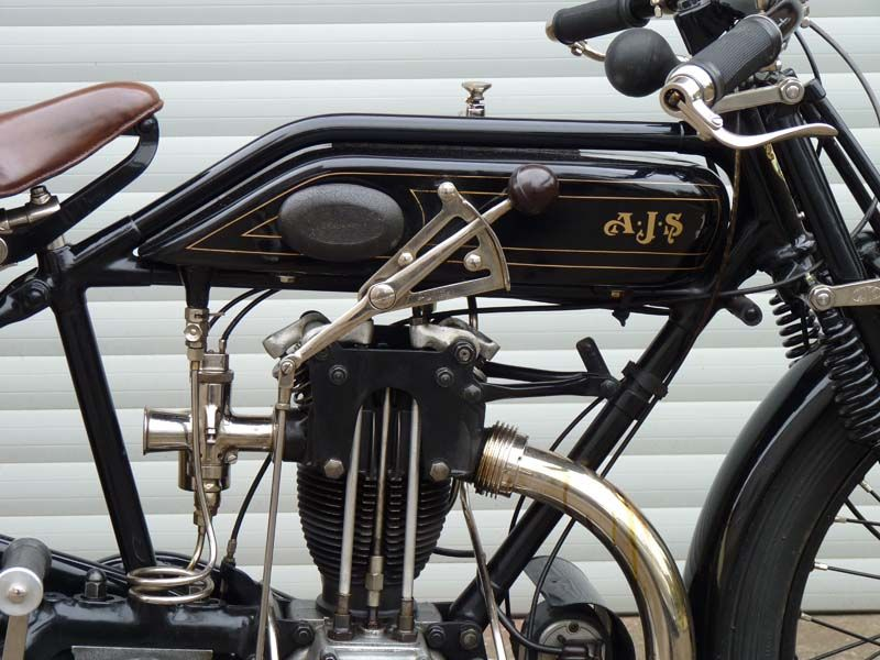 Ajs Big Port Archive To Browse Vin And Vet Ajs Motorcycles Vintage Bikes Classic Motorcycles