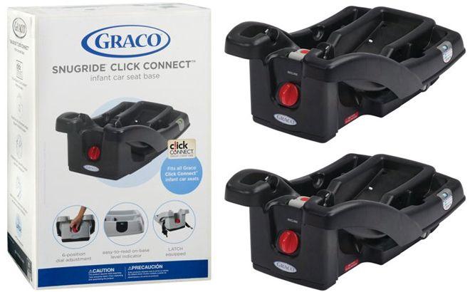 Walmart Graco Infant Car Seat Base Just 2799 Reg4497