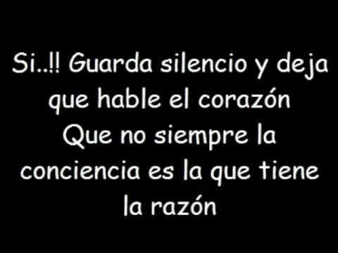 Deja Que Hable El Corazon (Letra) - Los Aldeanos | Palabras de ...