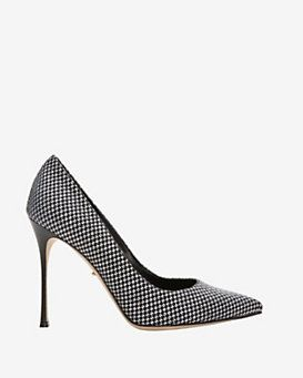 Sergio Rossi Flocked Platform Pumps outlet store cheap price free shipping new arrival cheap sale recommend outlet locations WhI1B2