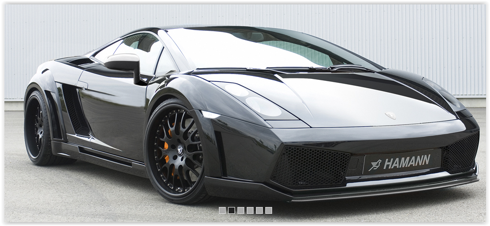 Vorsteiner Lamborghini Gallardo Renazzo V Body Kit Supercar Body