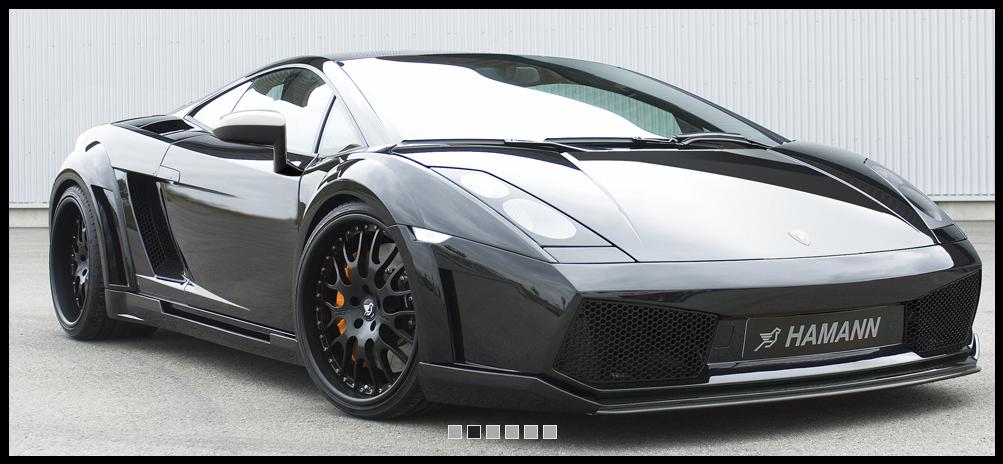Vorsteiner Lamborghini Gallardo Renazzo V Body Kit Supercar Body
