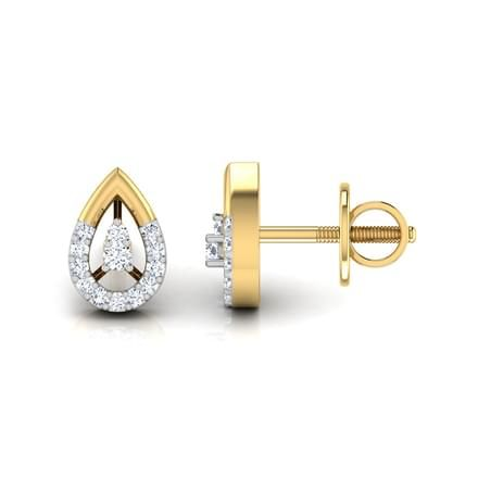 Drib Drop Stud Earrings Jewellery India Online Caratlane