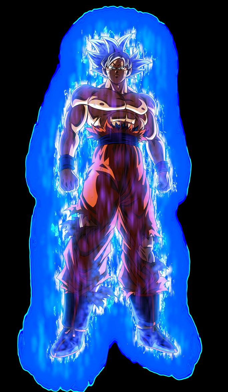 Ultra Instinct Goku But He S Looking Down On You By Blackflim On Deviantart Goku Dragon Ball Dragon Ball Super