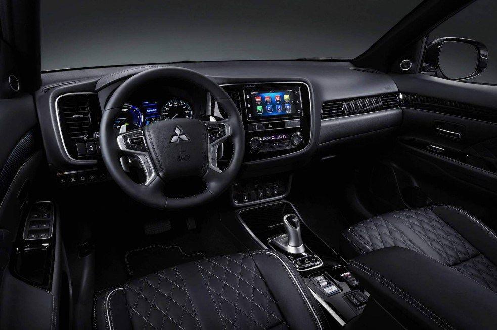 2019 Mitsubishi Outlander Cabin Mitsubishi Outlander Mitsubishi Outlander Sport Mitsubishi Outlander Gt