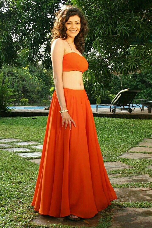 Kajal Agarwal Strapless dress formal, Elegant girl, Fashion