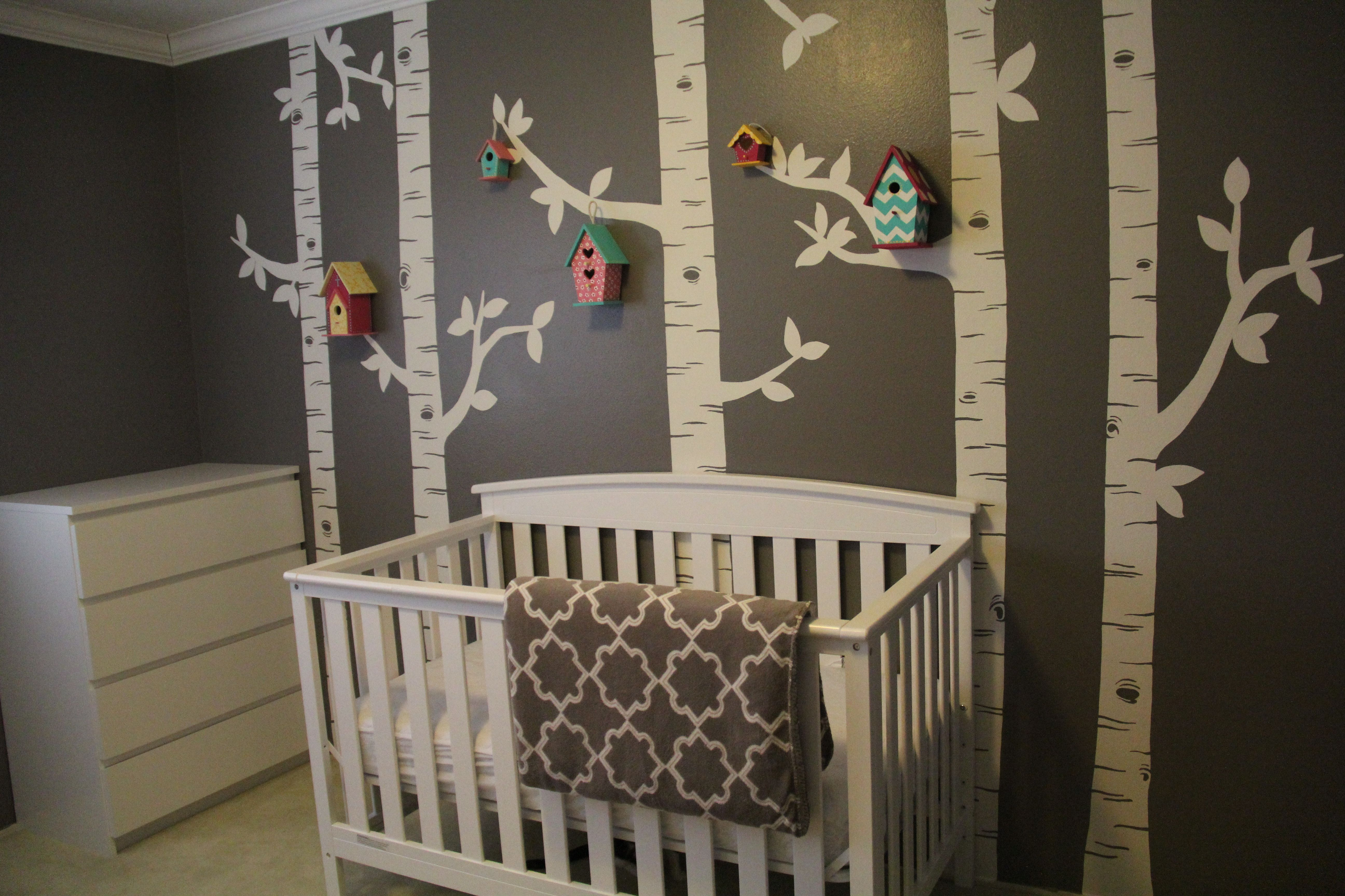 My Baby girl's Nursery is almost complete! Like my designs