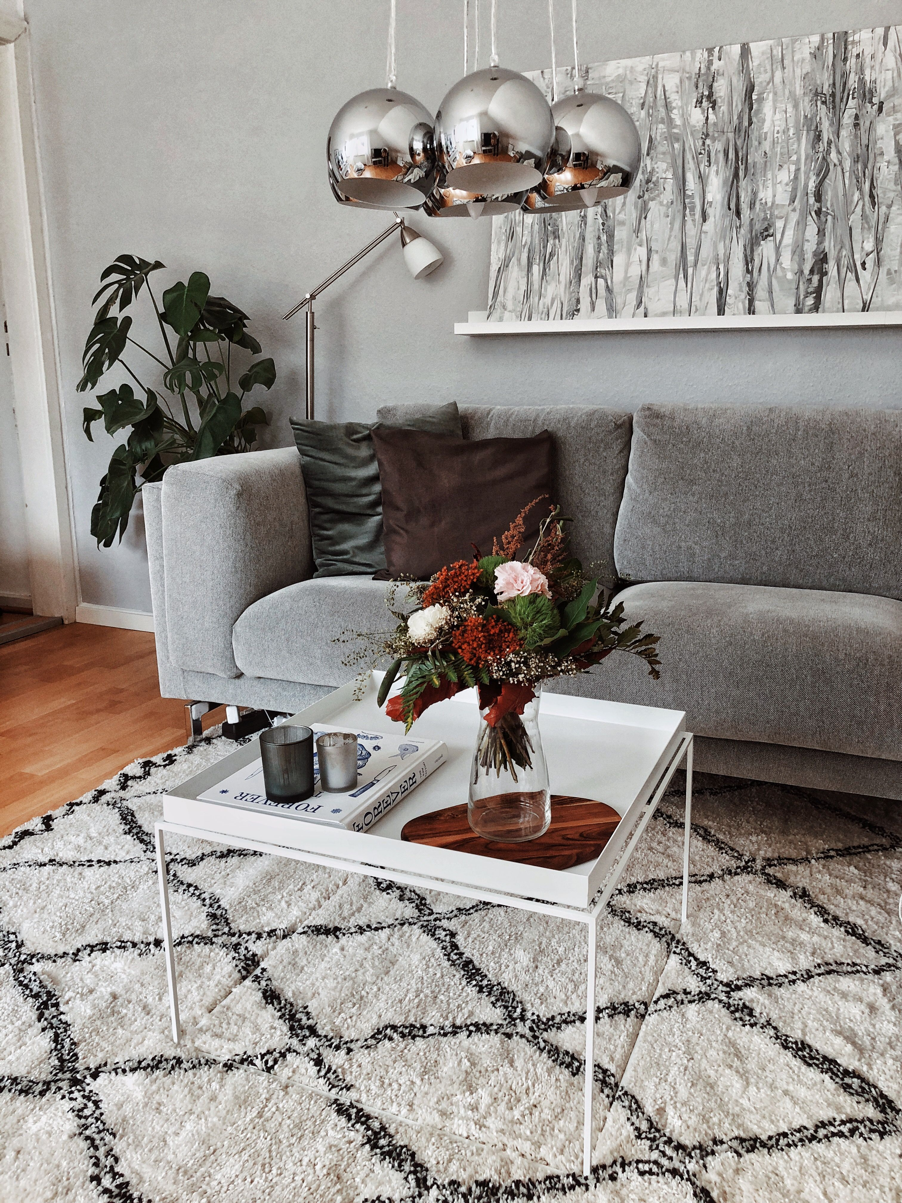 Wohnzimmer, Ikea, Livingroom, Hay, Hay Tray Table, Hay Tray Table Coffee