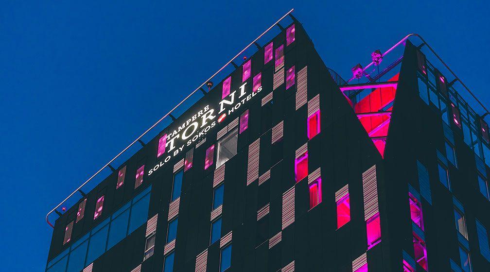 Solo Sokos Hotel Torni, Tampere,Finland