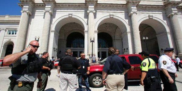 #Washington's #UnionStation briefly evacuated over bomb threat