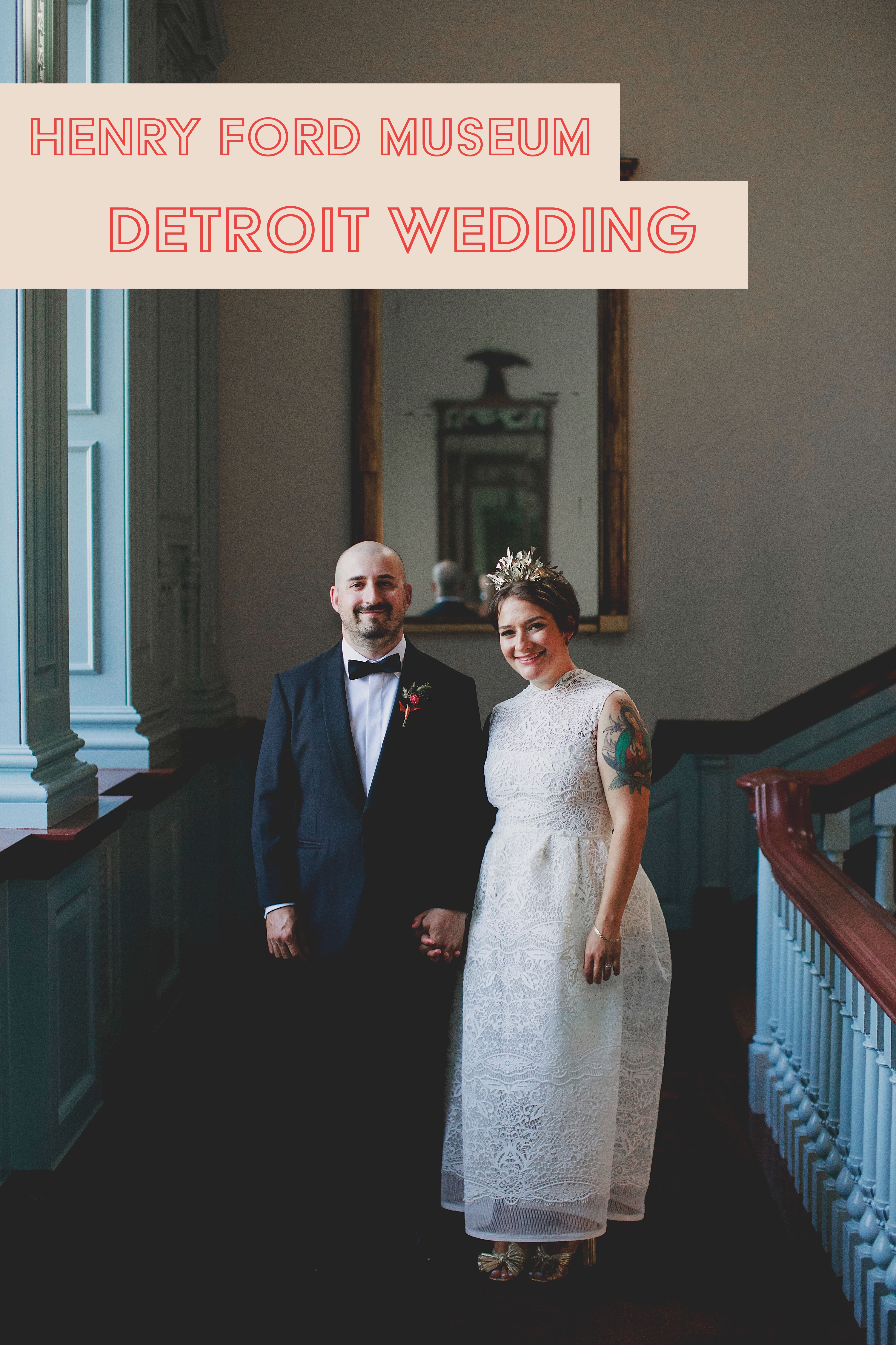 Henry Ford Museum Eastern Market Colorful Vintage Detroit