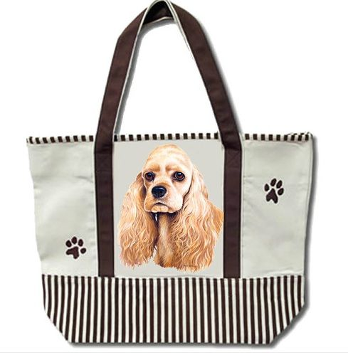 Dog Lover Gift Gift Ideas Brittany Shopping Bag Dog Tote Tote Bag Brittany Dog Shopping Tote Canvas Tote Canvas Tote Bag