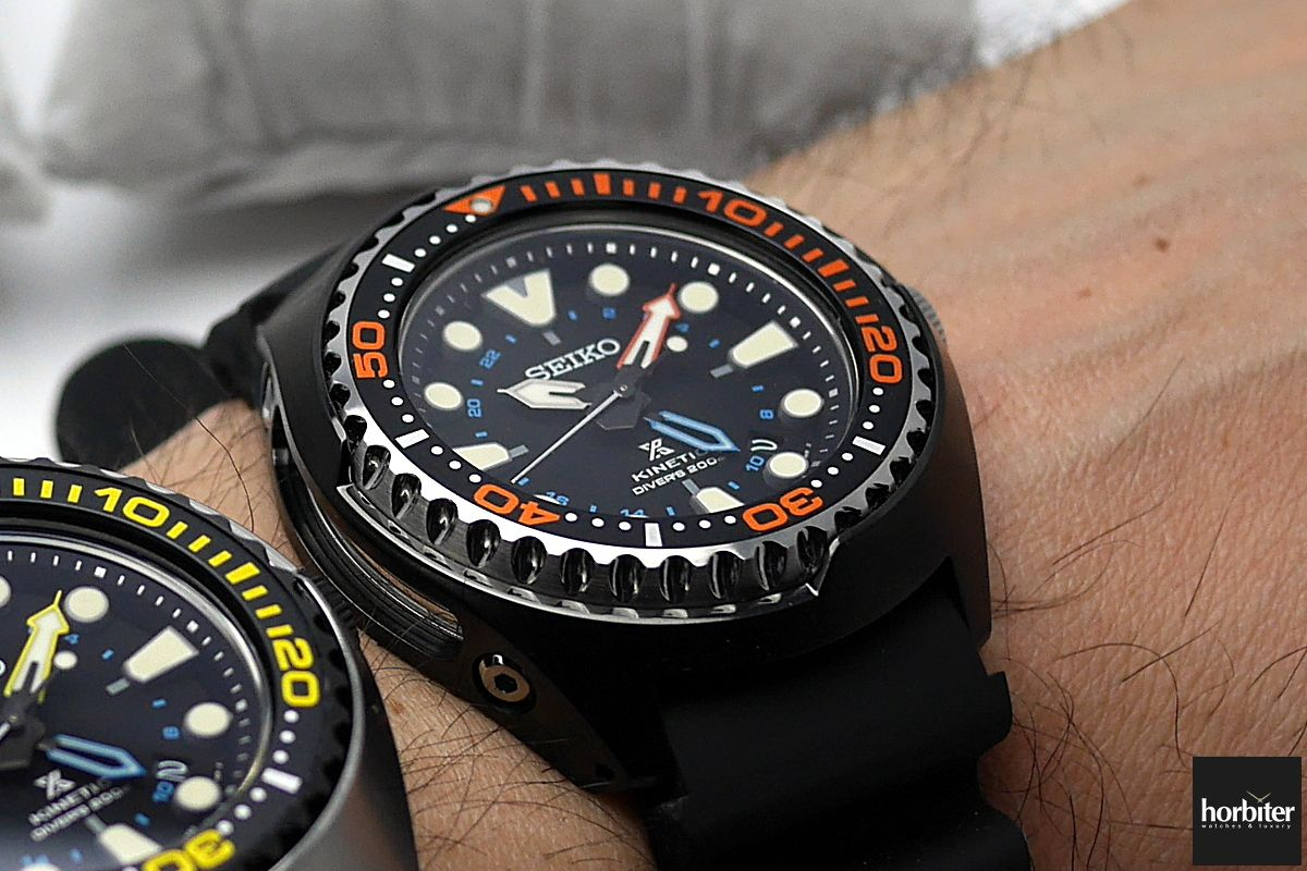 The SEIKO PROSPEX GMT Diver s  c4342814b