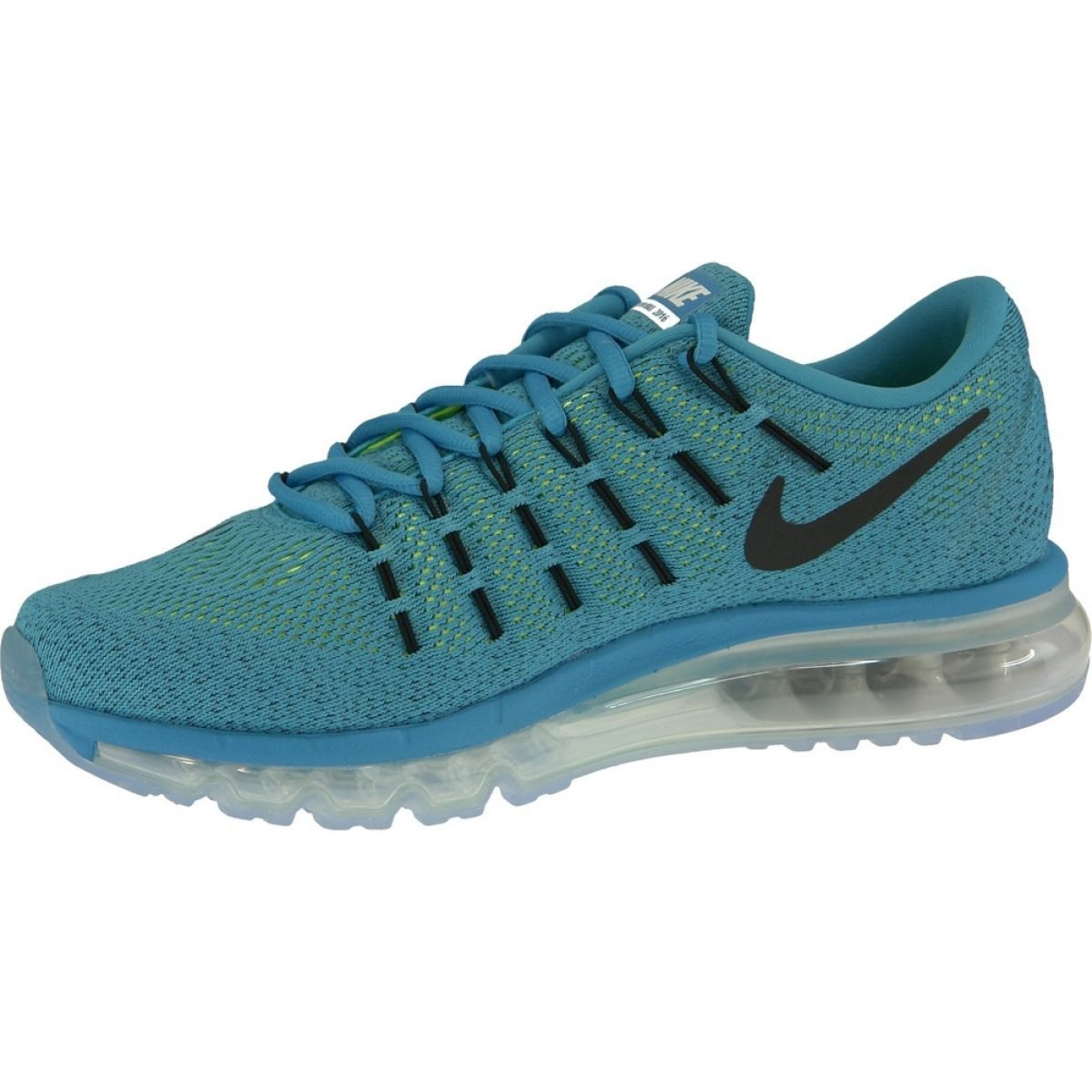 Buty Nike Air Max 2016 M 806771 400 Niebieskie Nike Air Max Nike Air Max 2016 Nike Air