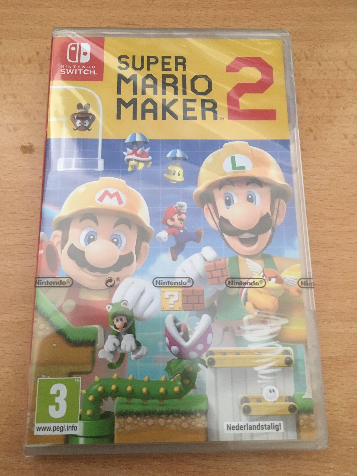 Het is tijd     dag weekend, dag leven, hallo Super Mario