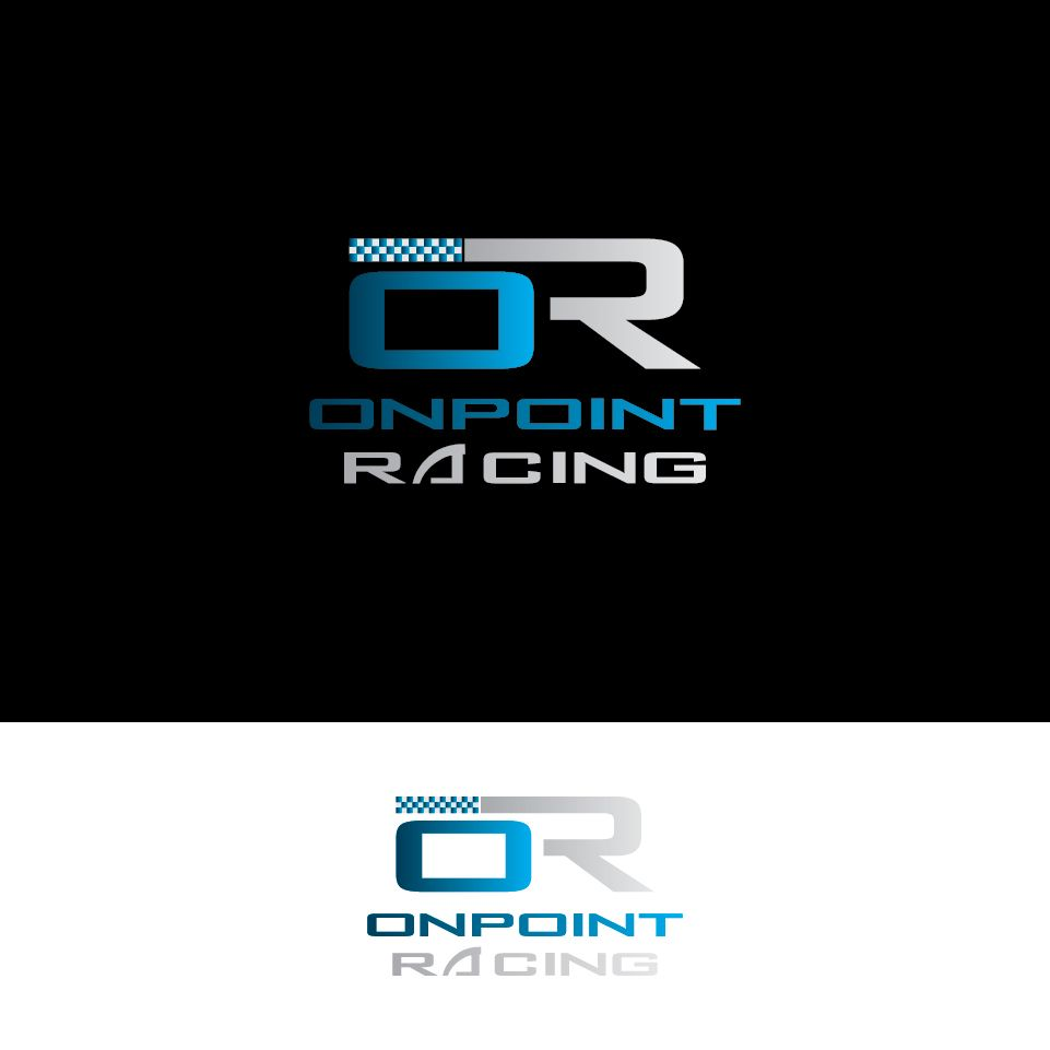 Professional, Elegant, Racing Logo Design for OnPoint ...