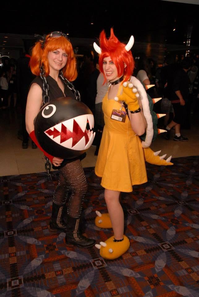 Sweet! New partner cosplaying idea.   Mario costume ...