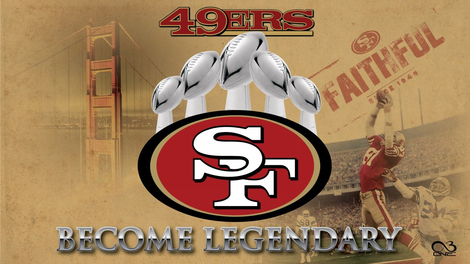 49ers A San Francisco Legend My Hometown With Images San