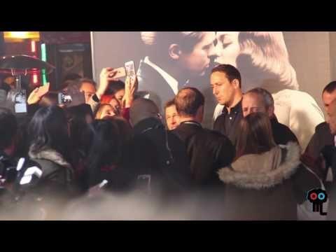 Brad Pitt y Marion Cotillard en Madrid por Aliados
