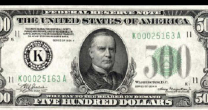 Get 500 Dollars In Your Pocket In Just 5 Seconds Dollar Note Money Dollar Bill