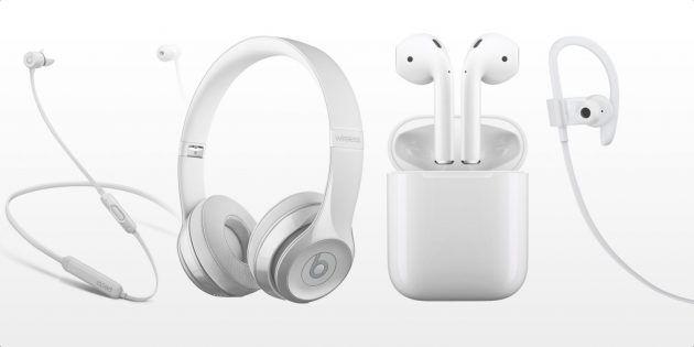Cuffie wireless W1 a confronto: AirPods Beats Solo3 Powerbeats3 e BeatsX