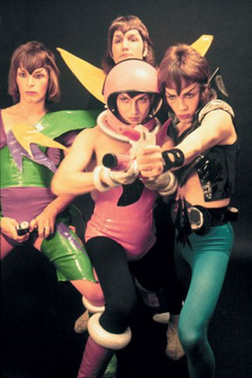1970s american glam rockers, zolar x