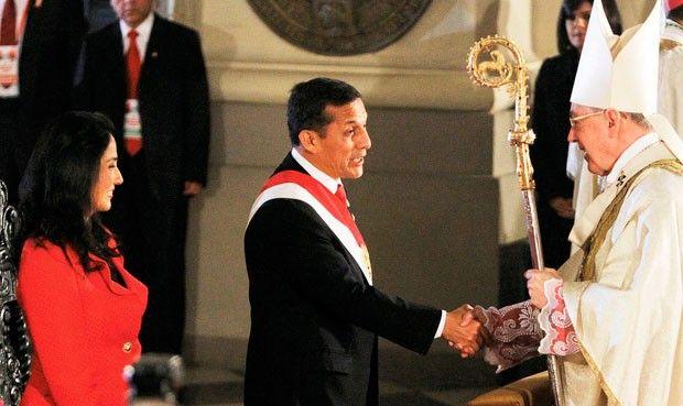 Distintas autoridades llegaron a la Catedral de Lima por Fiestas Patrias