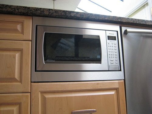 Panasonic Microwave Oven Trim Kit Panasonic Microwave