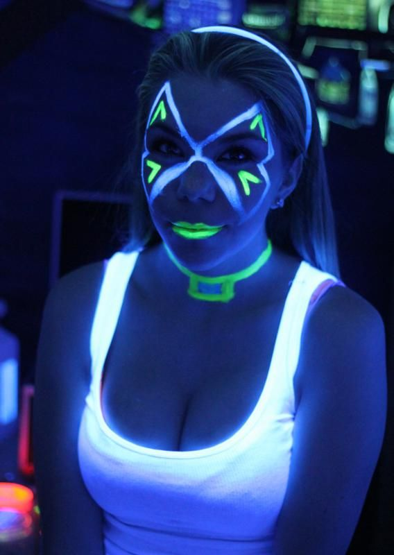 Black Light Party 2Cool Studio Halloween dance ideas Pinterest - halloween dance ideas