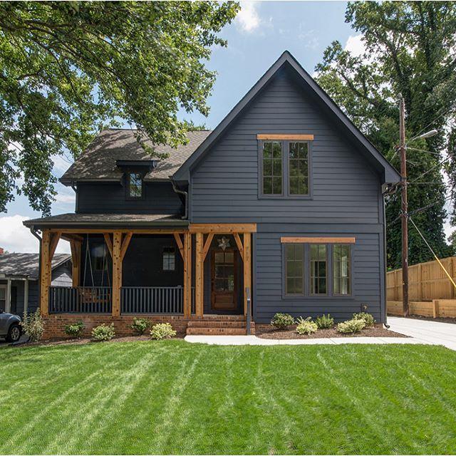 Exterior Home Color Ideas: 32 Exterior House Color Trends For 2019