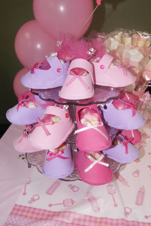 Baby Shower Crafts For Girls Baby Shower Girl Parties