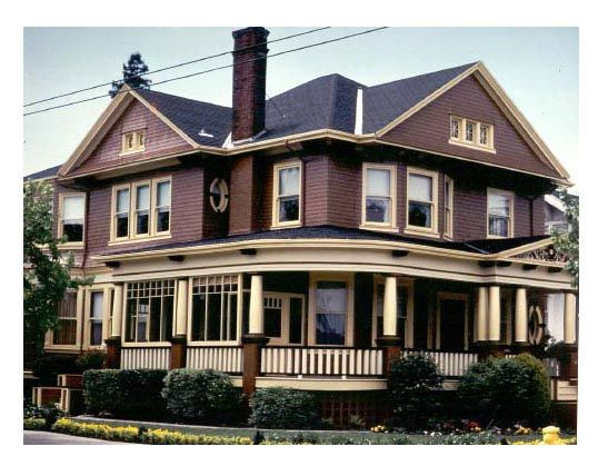 Pin By Erin O Brien On Home Victorian Homes Victorian Style Homes Edwardian House